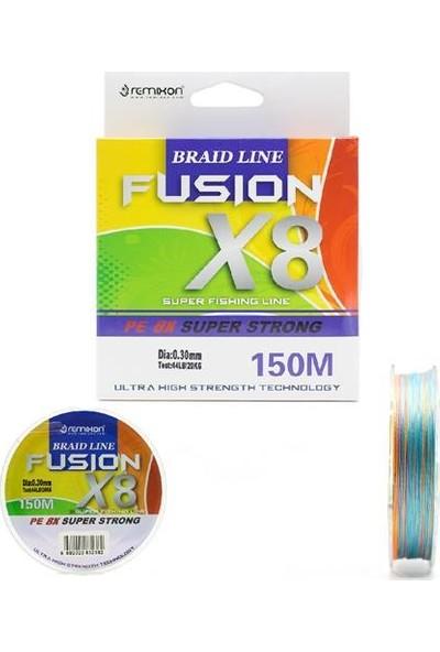 Remixon Fusion 8x 150M Multi Color Ip Misina