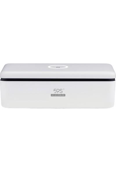 59S S2 Ultraviyole-C LED Sterilizasyon Kutusu