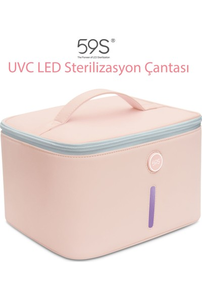 59S P26 Ultraviyole-C LED Sterilizasyon Çantası