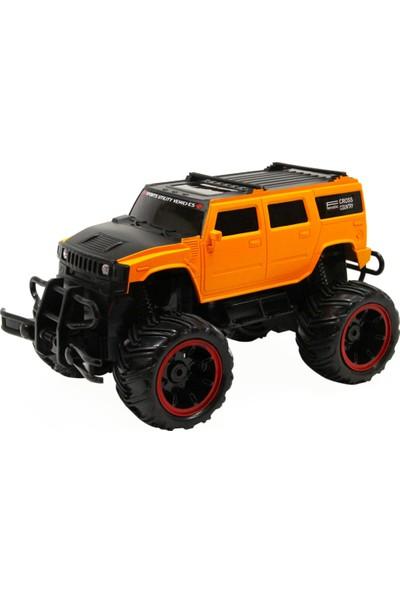Furkan Toys 1:16 Uzaktan Kumandalı Şarjlı Off Road Hummer Jeep