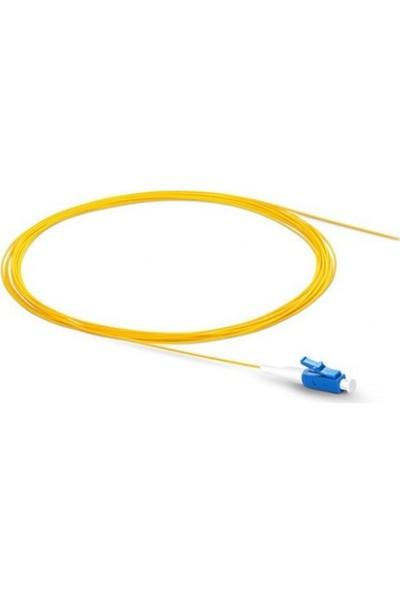 Oem Lc Sm Fiber Optik Pigtail Kablo 1 mt