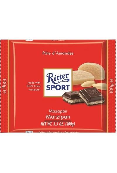 Ritter Sport Acıbadem Dolgulu Çikolata Marzipan 100 gr
