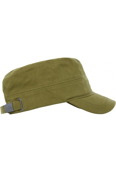 The North Face Logo Military Hat Unisex Şapka - T93FNG37X