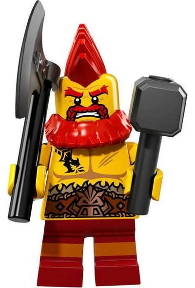 LEGO Minifigür Seri 17 - 71018 - Battle Dwarf