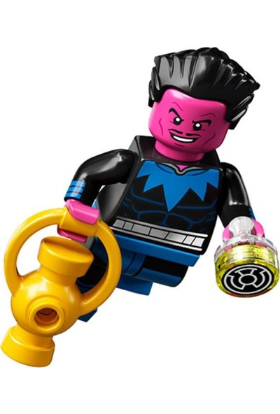 LEGO Dc Super Heroes Minifigür 71026 - Sinestro