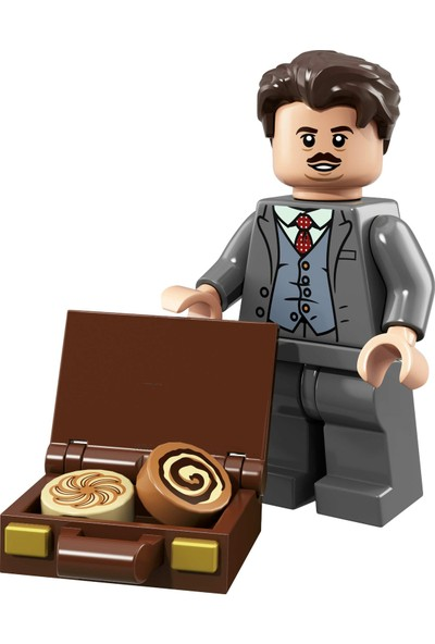 LEGO Minifigür Fantastik Canavarlar Serisi 71022 - Jacob Kowalski