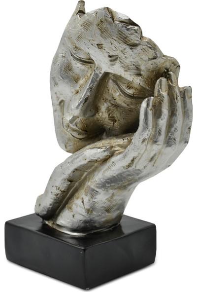 Ecehan Natürel Maske 13 x 21 cm