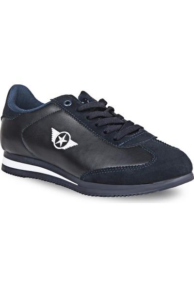 Crash Erkek Sneaker 14252 Lacivert 40