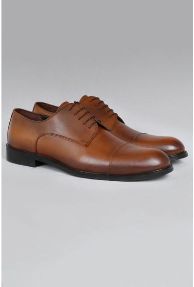 Cz London Erkek Klasik Ayakkabı Neolit Maskaretli Büyük Numara
