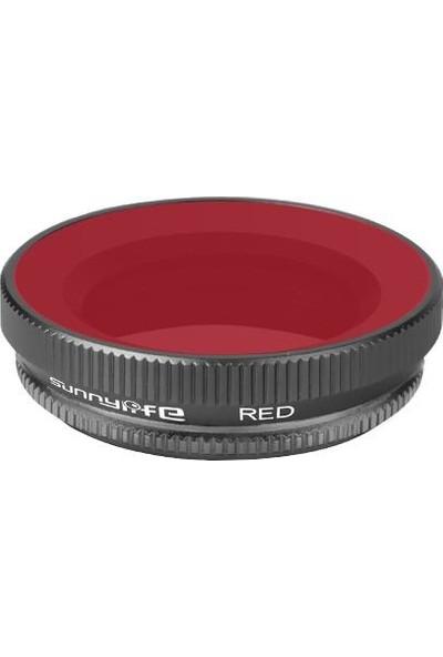 Sunnylife Djı Osmo Action Dalış Combo Filtresi Kırmızı + Magenta