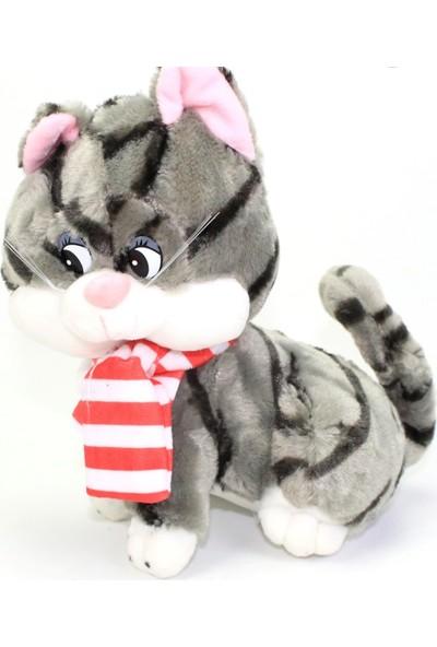 Happy Toys Peluş Oyuncak Kedi