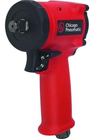 "Chicago Pneumatic 7732 Havalı Somun Sökme 1/2"" 610 Nm"