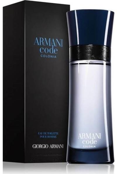 Giorgio Armani Code Colonia Edt 75 ml Erkek Parfümü