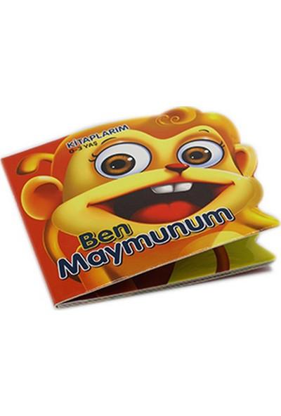 Ben Maymunum - Ilk Kitaplarım - 0 - 3 Yaş