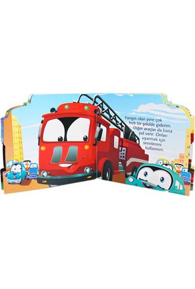 Taşıtlar Ilk Kitaplarım Seti - 0 - 3 Yaş - 6 Kitap