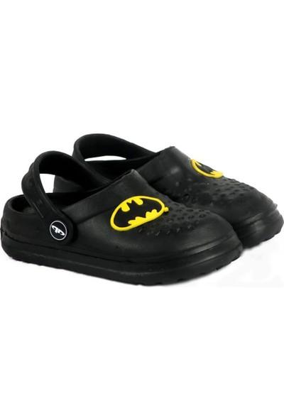 Batman Havuz Plaj Erkek Çocuk Terlik