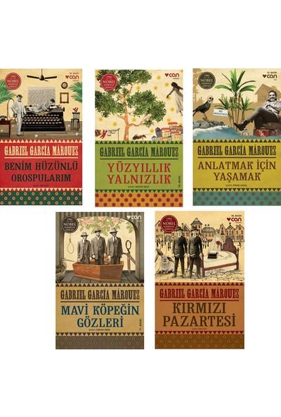 Gabriel Garcia Marquez Seti - 5 Kitap