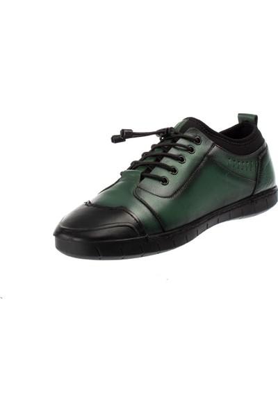 Celal Gültekin 513 Erkek Günlük Ayakkabı Yeşil