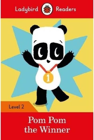 Pom Pom The Winner - Ladybird Readers Level 2 - Ladybird