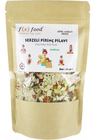 Fx Food Sebzeli Pirinç Pilavi 175 gr