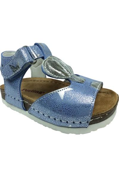 Perlina Ortopedika 3204-3 Kız Çocuk Sandalet