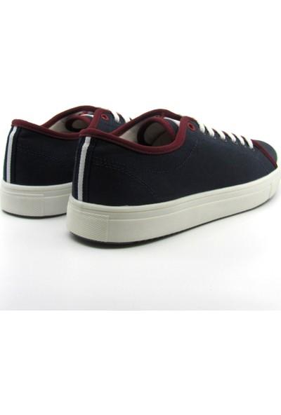 ALPHAONE Lacivert Keten Erkek Sneaker