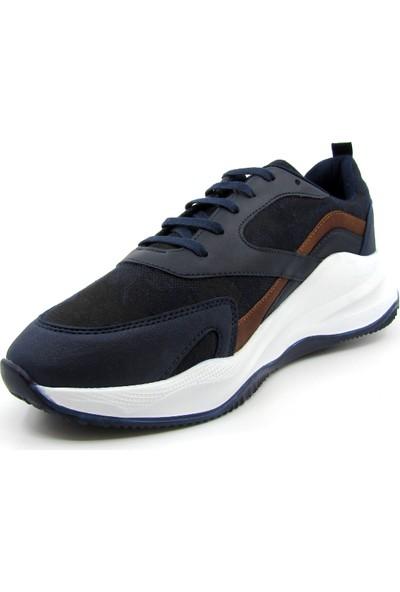 ALPHAONE Lacivert Erkek Sneaker