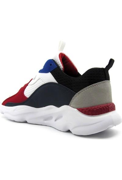 ALPHAONE Beyaz Erkek Spor Ayakkabı