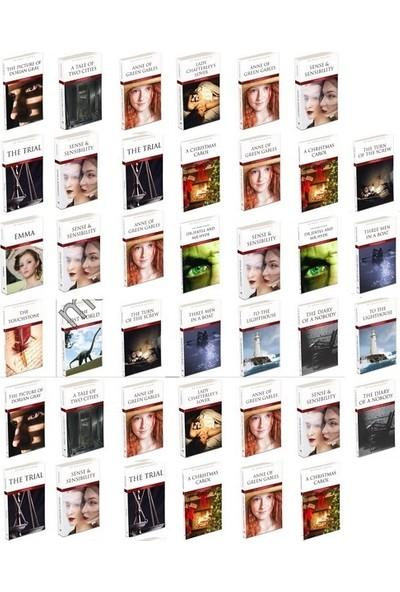 Mk Publications İngilizce Romanlar 40 Kitap Tam Set - Murat Kurt