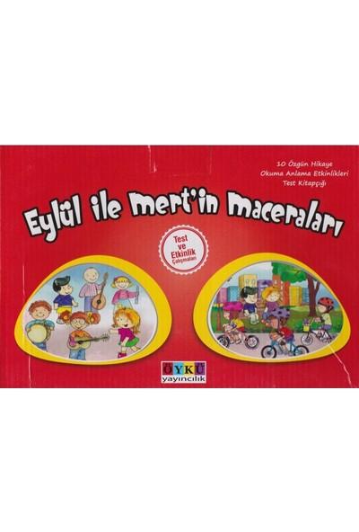 Öykü Yayınları 1. Sınıf Eylül İle Mert'İn Maceraları Seti