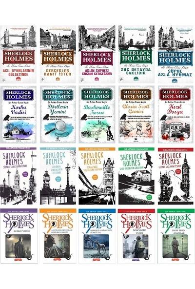 Sherlock Holmes Seti 20 Kitap - Sir Arthur Conan Doyle
