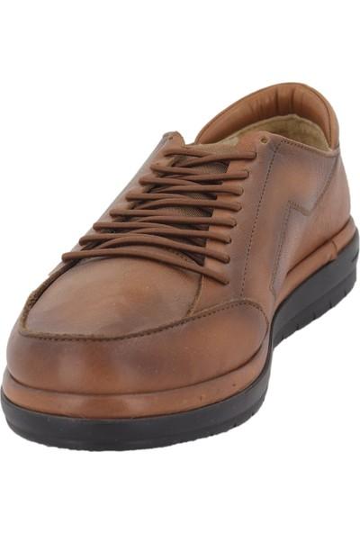 Pandora Taba Deri Günlük Ayakkabı K-OG971