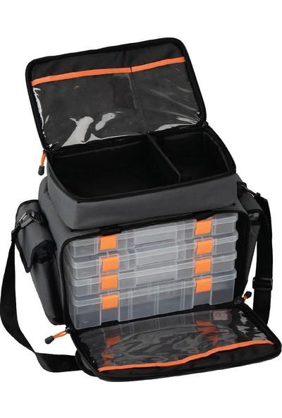 Savage Gear Lure Specialist Bag M 6 Boxes (30X40X22 cm )