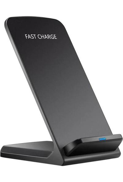 Daytona Universal Galaxy Note5/8/9/S6/S7/S8/S8Plus/iPhoneX/8/8Plus Ve Üstü Kablosuz Hızlı Şarj Cihazı