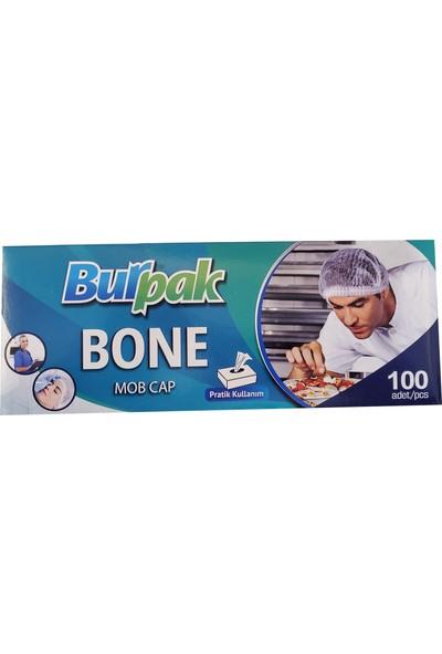 Burpak Süper Kalite Çek-Kullan 100 Adet Bone
