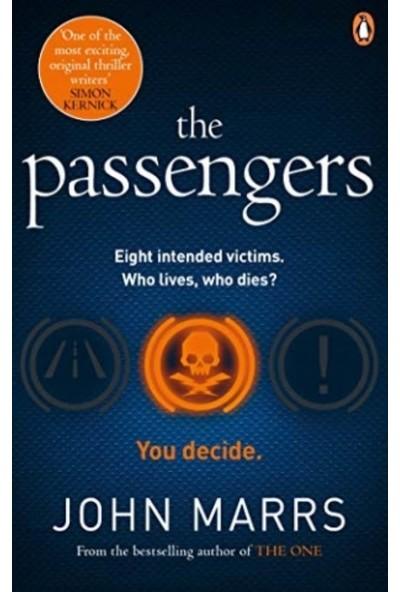 The Passengers - John Marrs