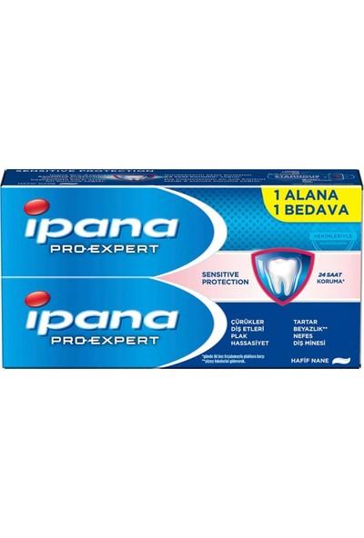 Ipana Proexpert Hassasiyet ve Beyaz Diş Macunu 65 ml 2'li