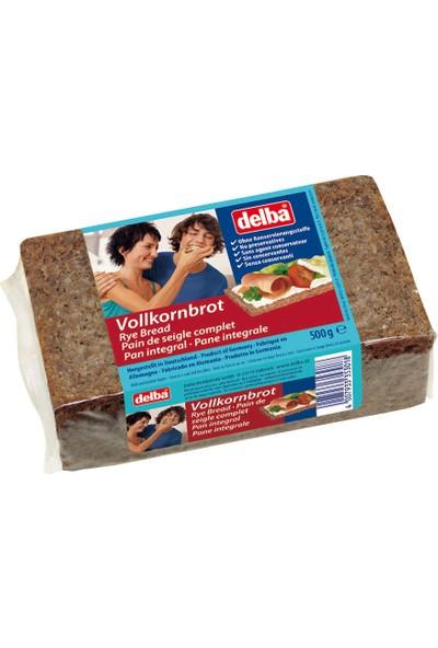 Delba Kepekli-Çavdarlı Tam Tahıl Ekmeği 500 gr