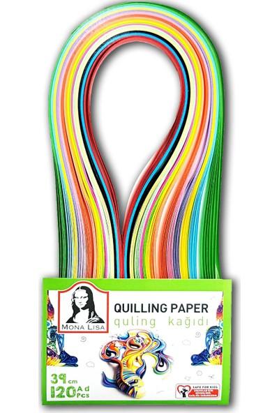 Mona Lisa Quilling Paper Quling Kağıdı 39 cm 120'LI