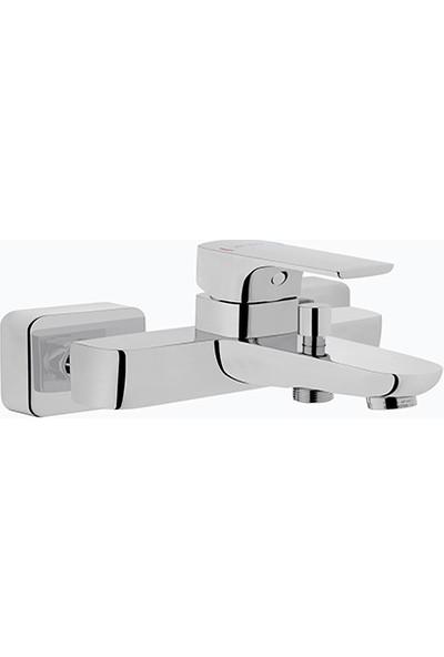 VitrA A42516 Sento Banyo Bataryası Krom
