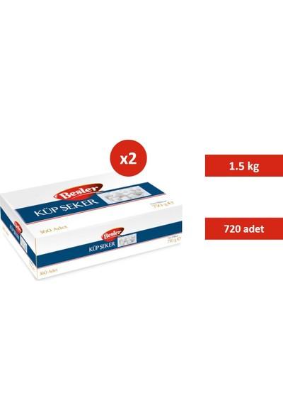 Besler Küp Şeker 750 gr 2'li