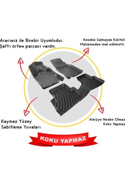 Rizline Skoda Octavia 2004-2013 3D Havuzlu Paspas