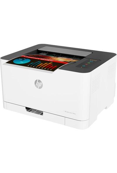 HP Color Laser 150NW Wi-Fi Renkli Lazer Yazıcı 4ZB95A