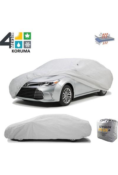 UygunPlus Toyota Yaris 1.33 Cool Konfor Plus 2012 Model Araba Örtü Oto Branda