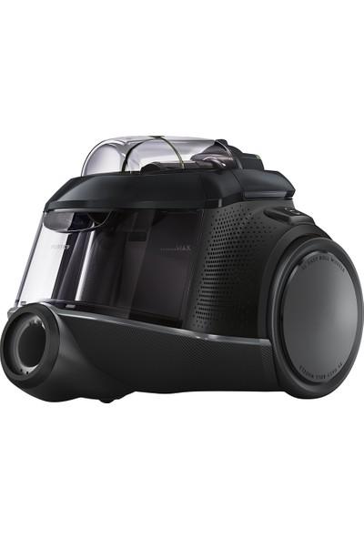 Electrolux PC91-GREET Pure C9 650W 4AAAA'LI Torbasız Elektrikli Süpürge - Siyah