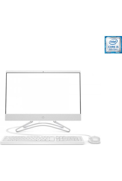 "HP 200 G3 Intel Core i5 8250U 4GB 1TB Freedos 21.5"" FHD All In One Bilgisayar 3VA41EA"
