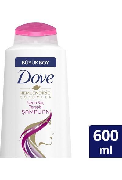 Dove Şampuan Uzun Saç Terapisi 600 ml