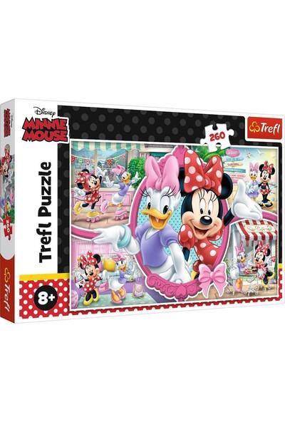 Trefl Puzzle Disney Minnie Mouse 260 Parçalı 13263