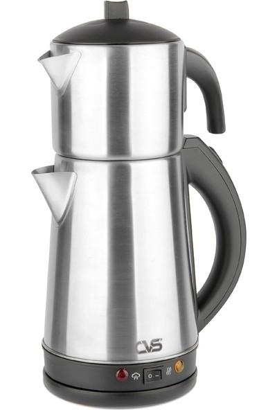 Cvs DN-91121 Elektrikli Çay Makinesi Inox