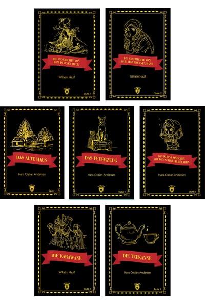 Almanca Hikayeler 7 Kitap